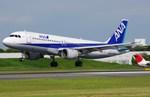 JA8943さんが、伊丹空港で撮影した全日空 A320-211の航空フォト(写真)