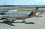 Shuppoさんが、那覇空港で撮影した日本エアシステム A300B4-2Cの航空フォト(写真)