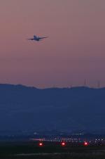 Shuppoさんが、伊丹空港で撮影した全日空 777-281の航空フォト(写真)