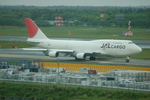 yanaさんが、成田国際空港で撮影した日本航空 747-446(BCF)の航空フォト(写真)
