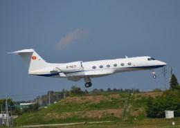 tsukatakuさんが、成田国際空港で撮影した南山公務 G-IV-X Gulfstream G450の航空フォト(写真)