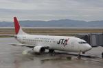 ニャーポンさんが、関西国際空港で撮影した日本トランスオーシャン航空 737-4Q3の航空フォト(写真)