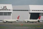 takikoki50000さんが、羽田空港で撮影した日本航空 A300B4-622Rの航空フォト(写真)