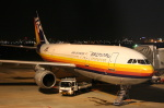 安芸あすかさんが、羽田空港で撮影した日本航空 A300B4-203の航空フォト(写真)