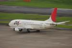 pringlesさんが、羽田空港で撮影した日本トランスオーシャン航空 737-4Q3の航空フォト(写真)