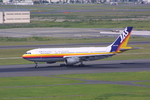 meijeanさんが、羽田空港で撮影した日本エアシステム A300B4-2Cの航空フォト(写真)