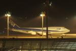 ケメルストレートさんが、羽田空港で撮影した全日空 747-481(D)の航空フォト(写真)