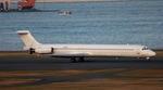 wunalaさんが、羽田空港で撮影した日本航空 MD-81 (DC-9-81)の航空フォト(写真)