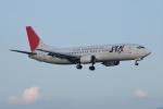 qooさんが、関西国際空港で撮影した日本トランスオーシャン航空 737-4Q3の航空フォト(写真)