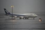 kei604さんが、羽田空港で撮影した全日空 747-481(D)の航空フォト(写真)