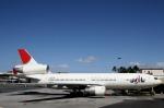 安芸あすかさんが、ホノルル国際空港で撮影した日本航空 DC-10-40Iの航空フォト(写真)