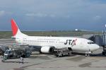 ktaroさんが、関西国際空港で撮影した日本トランスオーシャン航空 737-4Q3の航空フォト(写真)