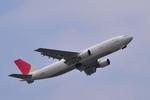 ベリオさんが、中部国際空港で撮影した日本航空 A300B4-622Rの航空フォト(写真)