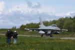 Dainukeさんが、オーランド空軍基地で撮影したノルウェー空軍 F-16AM Fighting Falconの航空フォト(写真)