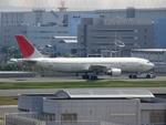 りんたろうさんが、羽田空港で撮影した日本航空 A300B4-622Rの航空フォト(写真)