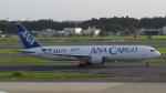 誘喜さんが、成田国際空港で撮影した全日空 767-381/ER(BCF)の航空フォト(写真)