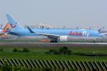Tomo-Papaさんが、成田国際空港で撮影したアルケフライ 767-304/ERの航空フォト(写真)