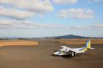 安芸あすかさんが、上五島空港で撮影したオリエンタルエアブリッジ BN-2B-20 Islanderの航空フォト(写真)
