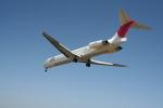 Bontenmaruさんが、伊丹空港で撮影した日本航空 MD-81 (DC-9-81)の航空フォト(写真)