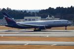 Koenig117さんが、成田国際空港で撮影したアエロフロート・ロシア航空 767-36N/ERの航空フォト(写真)