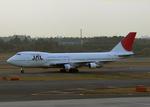 tsubameさんが、成田国際空港で撮影した日本航空 747-246Bの航空フォト(写真)