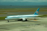 かみきりむしさんが、中部国際空港で撮影した全日空 767-381の航空フォト(写真)