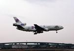 tsubameさんが、福岡空港で撮影したJALウェイズ DC-10-40Iの航空フォト(写真)