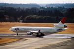 tsubameさんが、成田国際空港で撮影した日本航空 MD-11の航空フォト(写真)