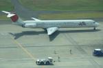ぽっぽさんが、羽田空港で撮影したJALエクスプレス MD-81 (DC-9-81)の航空フォト(写真)