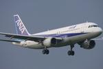 サイパンだ!さんが、成田国際空港で撮影した全日空 A320-211の航空フォト(写真)