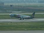 まっつーさんが、羽田空港で撮影したスカイネットアジア航空 737-4H6の航空フォト(写真)