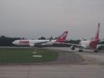 ken1☆MYJさんが、アントニオ・カルロス・ジョビン国際空港で撮影したTAM航空 A330-223の航空フォト(写真)