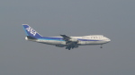 SVMさんが、羽田空港で撮影した全日空 747-281Bの航空フォト(写真)