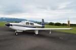 E-75さんが、スカイポート美唄で撮影した法人所有 M20K 252TSEの航空フォト(写真)
