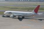 コバトンさんが、羽田空港で撮影した日本航空 767-246の航空フォト(写真)