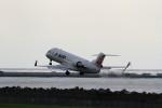 ポンタさんが、新潟空港で撮影したジェイ・エア CL-600-2B19 Regional Jet CRJ-200ERの航空フォト(写真)