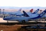 妄想竹さんが、成田国際空港で撮影した日本貨物航空 747-281F/SCDの航空フォト(写真)