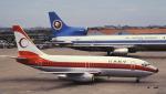 チャーリーマイクさんが、福岡空港で撮影した南西航空 737-2Q3/Advの航空フォト(写真)
