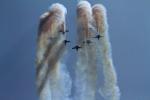 りんたろうさんが、ふくしまスカイパークで撮影したブライトリング・ジェット・チーム L-39C Albatrosの航空フォト(写真)