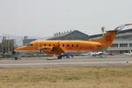 resocha747さんが、広島西飛行場で撮影したエアトランセ 1900Dの航空フォト(写真)
