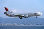 Gambardierさんが、関西国際空港で撮影した日本航空 DC-10-40Dの航空フォト(写真)