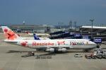 中部国際空港 - Chubu Centrair International Airport [NGO/RJGG]で撮影されたJALウェイズ - JALways [JO/JAZ]の航空機写真