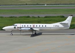 RA-86141さんが、福島空港で撮影したブライトリング・ジェット・チーム SA-227AC Metro IIIの航空フォト(写真)