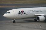 コバトンさんが、羽田空港で撮影した日本航空 A300B4-622Rの航空フォト(写真)