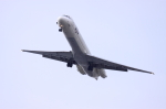 Naoxさんが、羽田空港で撮影した日本航空 MD-81 (DC-9-81)の航空フォト(写真)
