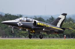 airbandさんが、福島空港で撮影したブライトリング・ジェット・チーム L-39C Albatrosの航空フォト(写真)