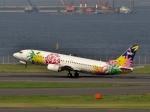 kei604さんが、羽田空港で撮影したソラシド エア 737-43Qの航空フォト(写真)