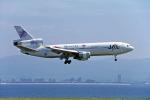 Gambardierさんが、関西国際空港で撮影したJALウェイズ DC-10-40Iの航空フォト(写真)