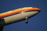 otomakastyさんが、羽田空港で撮影した日本エアシステム A300B4-203の航空フォト(写真)