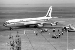 apphgさんが、羽田空港で撮影したエールフランス航空 707-328の航空フォト(写真)